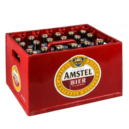 Amstel Bier Krat 24 X 30 Cl.