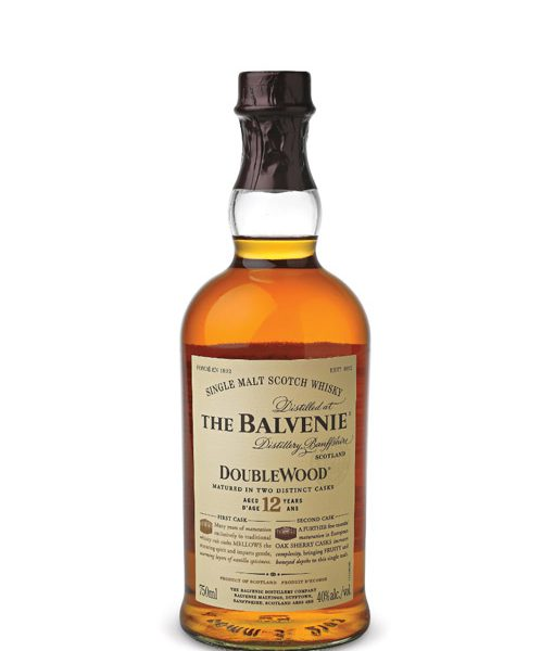 Balvenie Whisky Malt Double Wood 12Y Fles 70 Cl.
