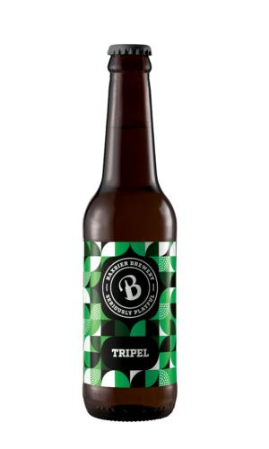 Baxbier Tripel Fles 33 Cl.