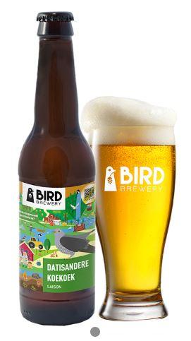 Bird Datisanderekoekoek Fles 33 Cl.