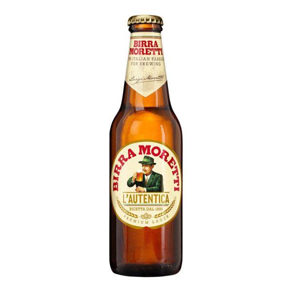 Birra Moretti Fles 30 Cl.