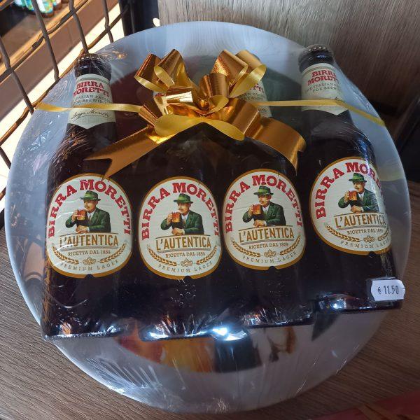 Birra Moretti Bierpakket