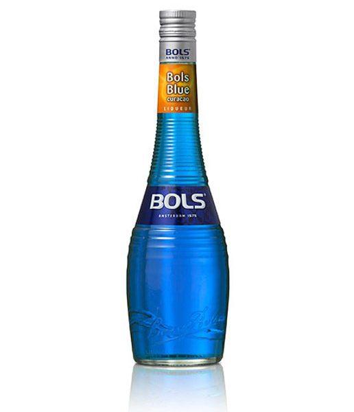 Bols Blue Curacao Fles 70 Cl.