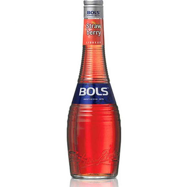 Bols Strawberry Fles 70 Cl.