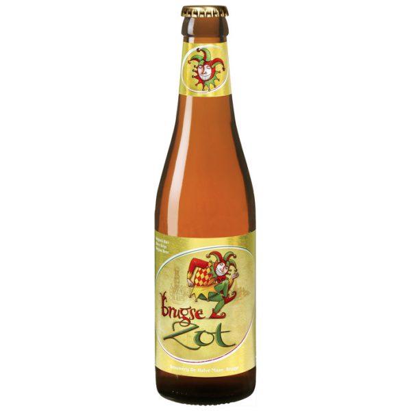 Brugse Zot Blond Fles 33 Cl.