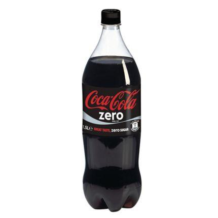 Coca Cola Zero 1,5 Liter