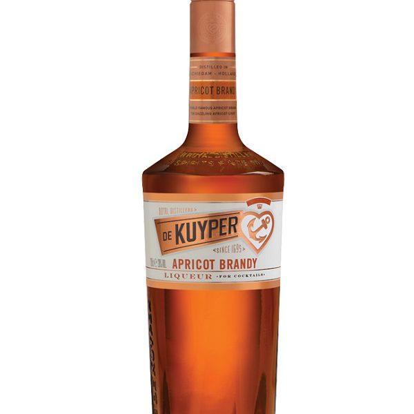De Kuyper Apricot Brandy Fles 70 Cl.