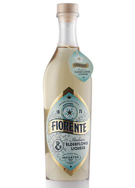 Florente Ederflower Liqueur Fles 70 Cl.