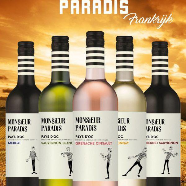 Monsieur Paradis Fles 75 Cl.