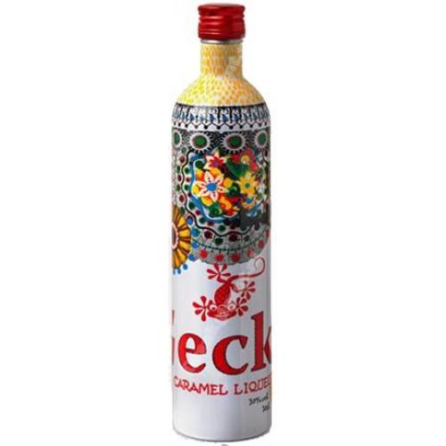 Gecko Caramel Wodka Fles 70 Cl.