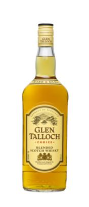 Glen Talloch Scotch Whisky 1 Ltr.