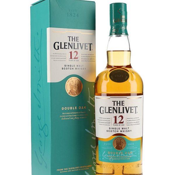 The Glenlivit 12YO 70 Cl.