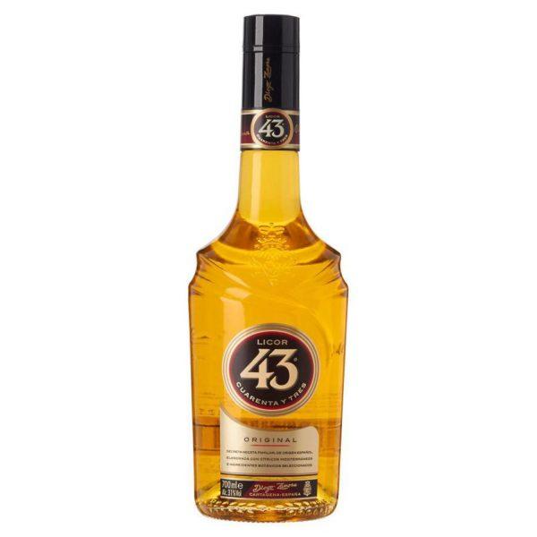 Licor 43 Spaanse Likeur 70 Cl.