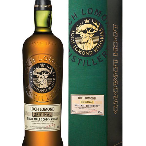 Loch Lomond Original Single Malt Scotch Whisky 70 Cl.