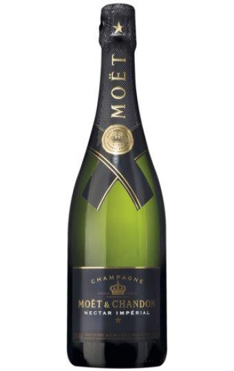 Moët & Chandon Nectar Imperial Fles 75 Cl.