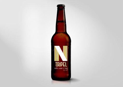 Brouwerij Noordt Tripel Fles 33 Cl.