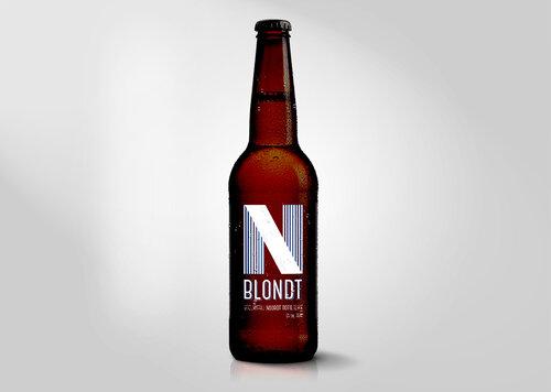 Brouwerij Noordt Blondt Fles 33 Cl.