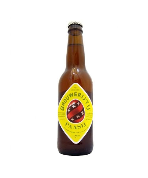 Brouwerij 't IJ PaasIJ Fles 33 Cl.