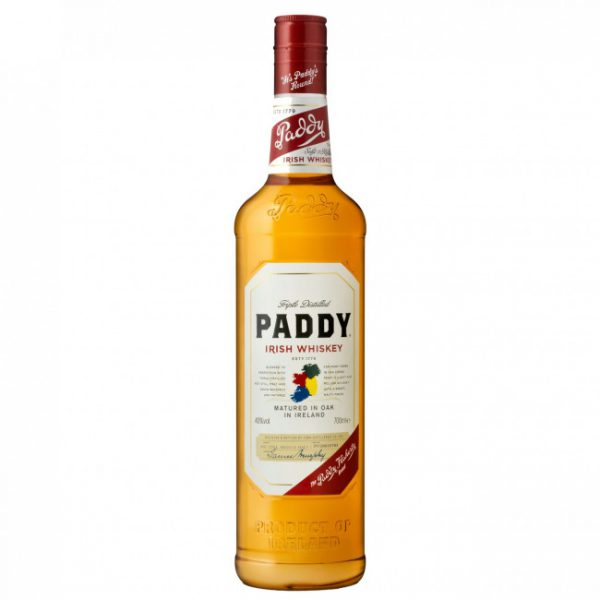 Paddy Irish Whiskey 1 Ltr.
