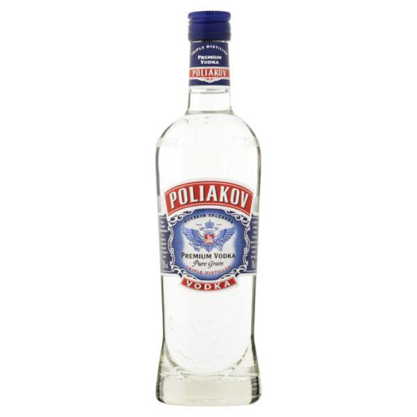 Poliakov Vodka 1 Ltr.