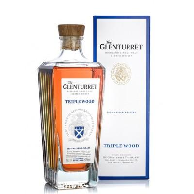 Glenturret Triple Wood Highland Single Malt 70 Cl.