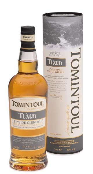 Tomintoul Single Malt Thlàth Speyside 70 Cl.