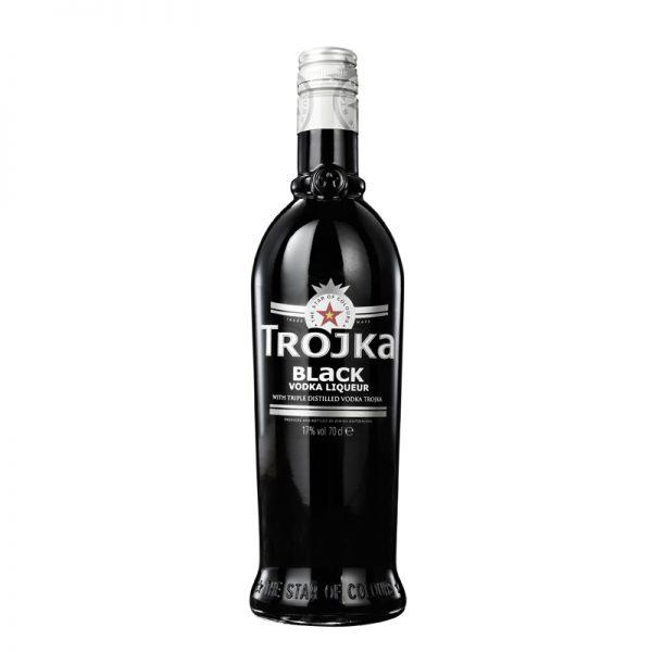 Trojka Black Fles 70 Cl.