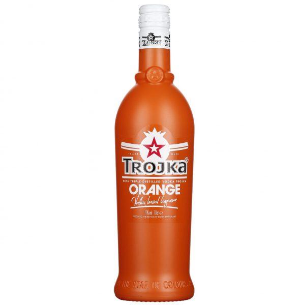 Trojka Orange Fles 70 Cl.
