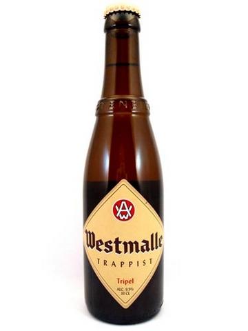 Westmalle Tripel Fles 33 Cl.