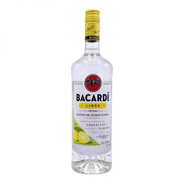 Bacardi Limon 1 Liter