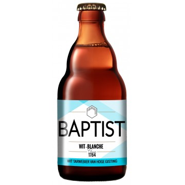 Baptist Wit Fles 33 Cl.