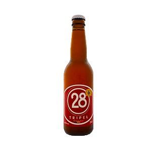 Caulier 28 Tripel Fles 33 Cl.