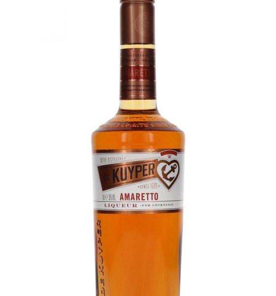 De Kuyper Amaretto Fles 70 Cl.