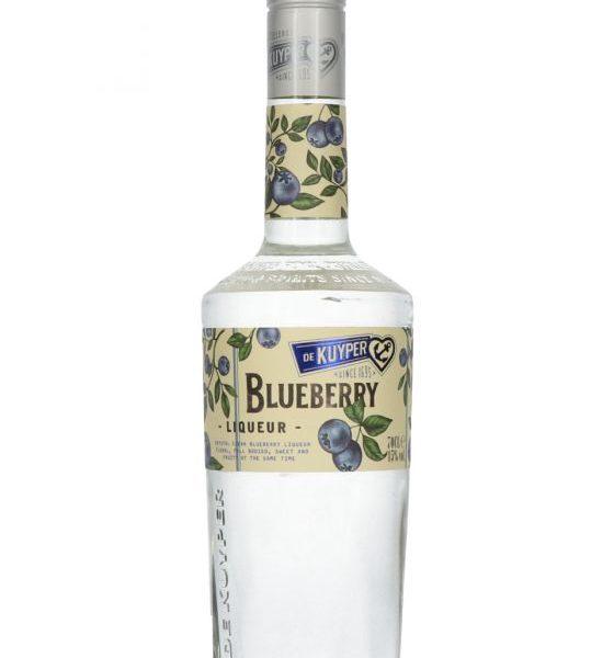 De Kuyper Blueberry Fles 70 Cl.