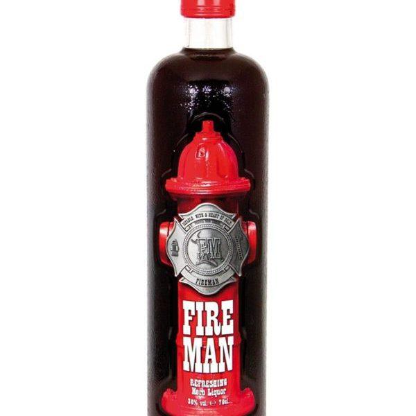 Fireman Fles 70 Cl.
