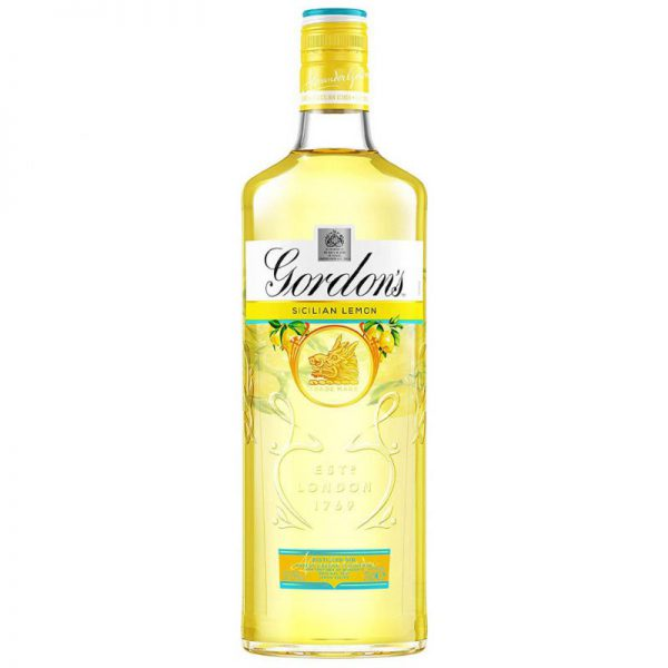 Gordon's Sicilian Lemon 70 Cl.