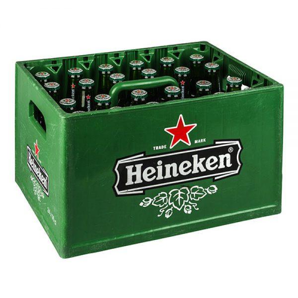 Heineken Bier Krat 24 X 30 Cl.