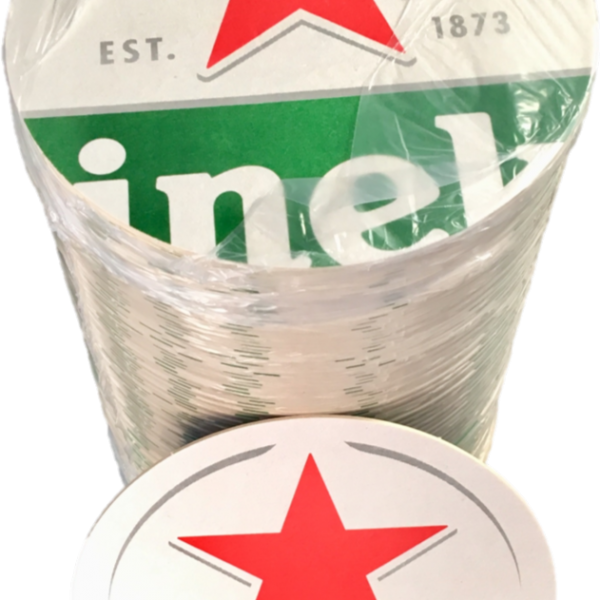 Heineken Vilt Pak 100 Stuks