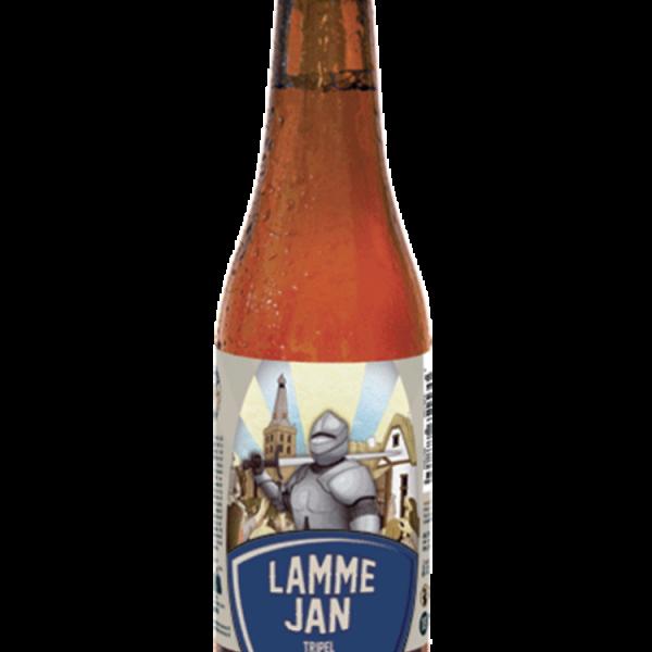 Brouwerij Het Platte Harnas Lamme Jan Tripel Fles 33 Cl.
