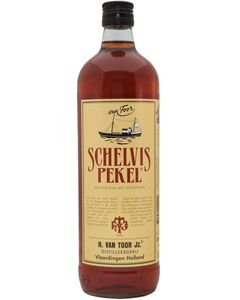 Schelvispekel Fles 1 Ltr.