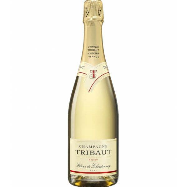 Tribaut Blanc De Chardonnay Fles 75 Cl.