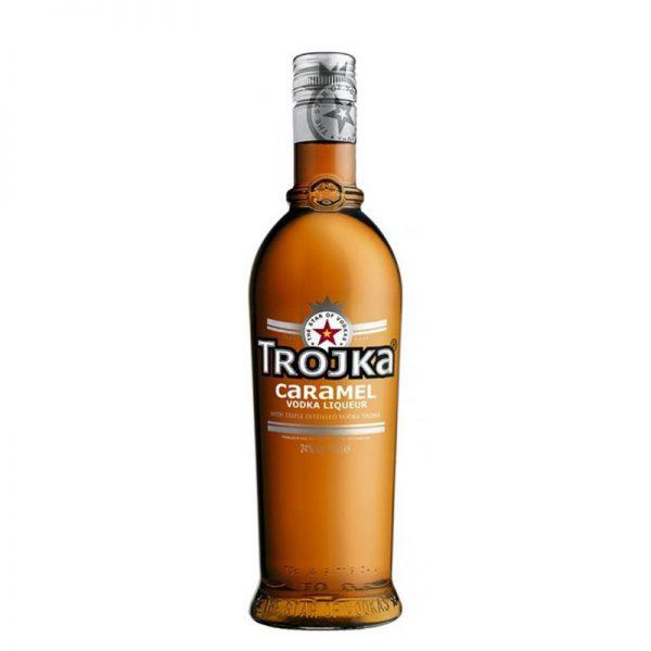 Trojka Caramel Fles 70 Cl.