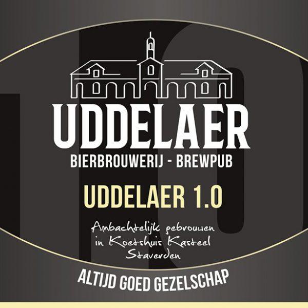 Uddelaer 1.0 Fles 33 Cl.