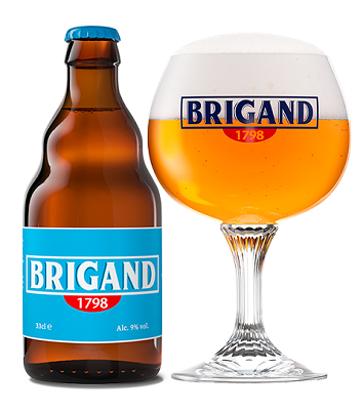 Brigand 1798 Fles 33 Cl.
