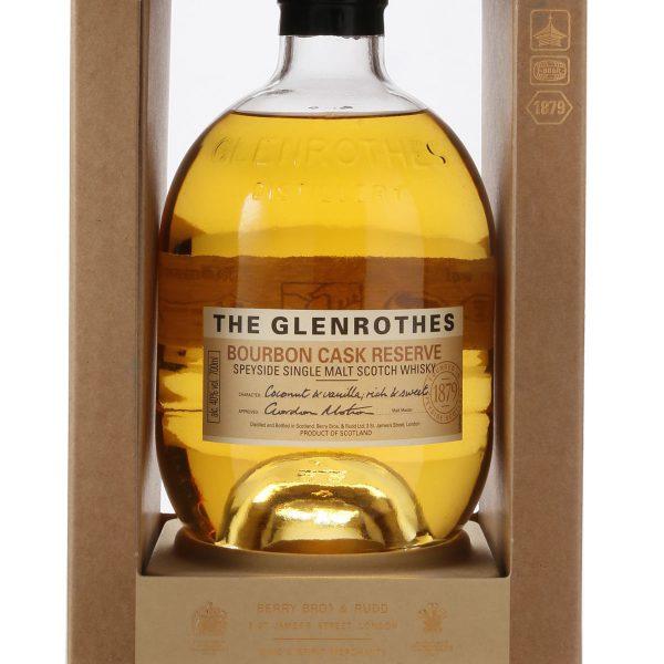 The Glenrothes Bourbon Cask Reserve Single Malt Whisky Fles 70 Cl.