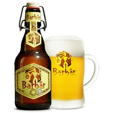 Barbar Honingbier Fles 33 Cl.