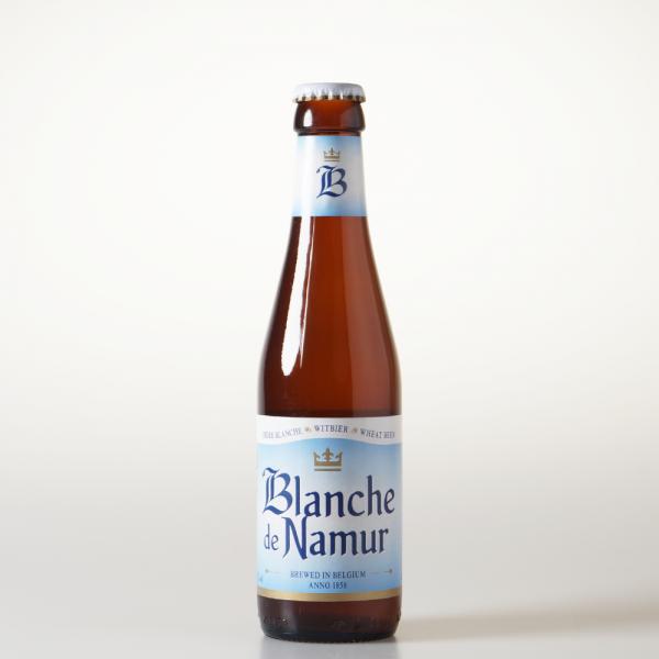 Blanche De Namur Witbier Fles 25 Cl.