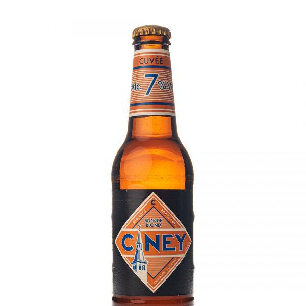 Ciney Blond Fles 25 Cl.