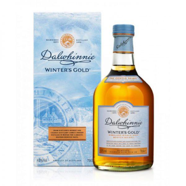 Dalwhinnie Winter's Gold Highland Single Malt Scotch Whisky Fles 70 Cl.