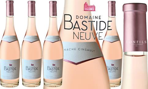 Domaine Bastide Neuve Magnum